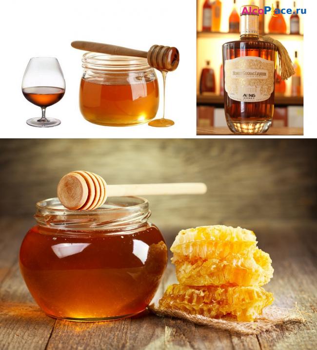 Коньяк с мёдом рецепты от простуды