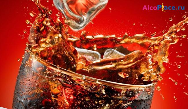 Как пить коньяк с колой? Пропорции и рецепт коктейля