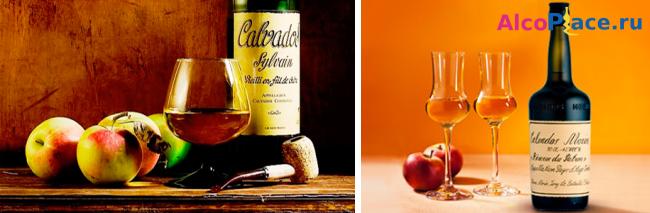 Рецепт приготовления яблочного коньяка Кальвадоса и правила его употребления.