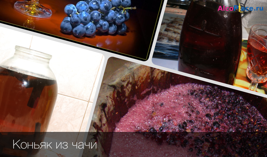 Чача из винограда в домашних условиях рецепт с дрожжей