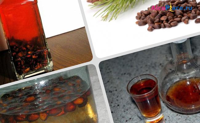 Спирт на кедровых орешках рецепт в домашних условиях 22