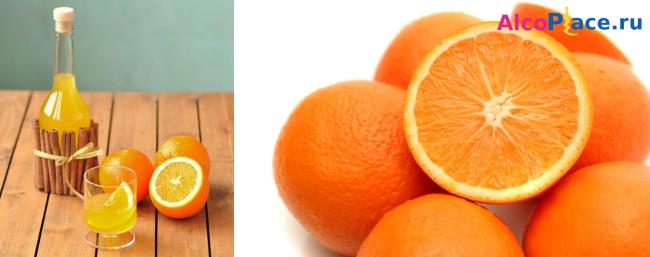 Домашний апельсиновый ликер. Рецепты приготовления апельсинового ликера