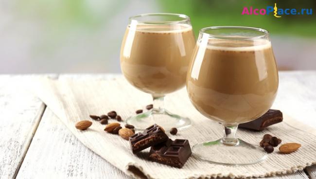 Рецепты приготовления шоколадного ликера в домашних условиях
