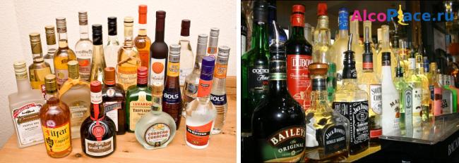 Ликеры - как их правильно пить и с чем разбавлять