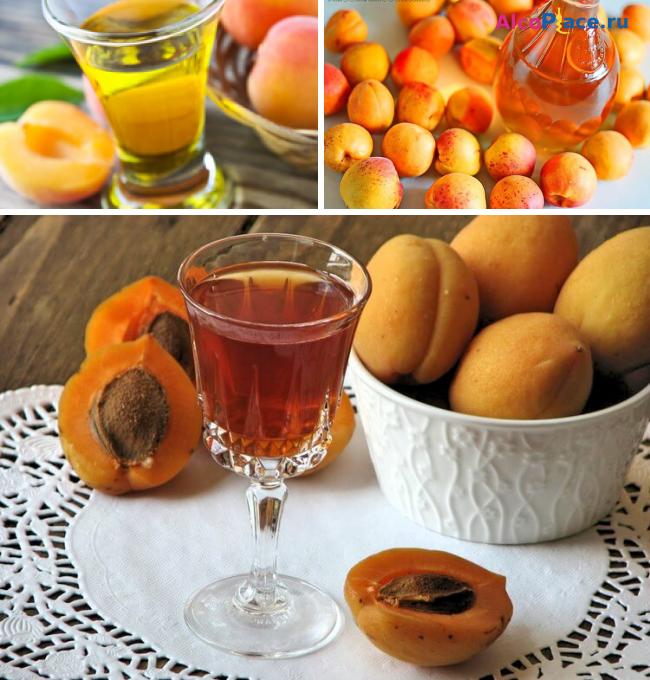 Самогон из абрикосов в домашних условиях простой