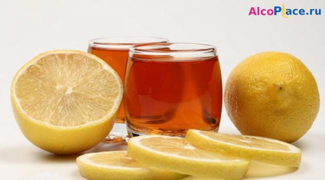 Как пить коньяк с лимоном? Можно ли похудеть с помощью коньяка и лимона?