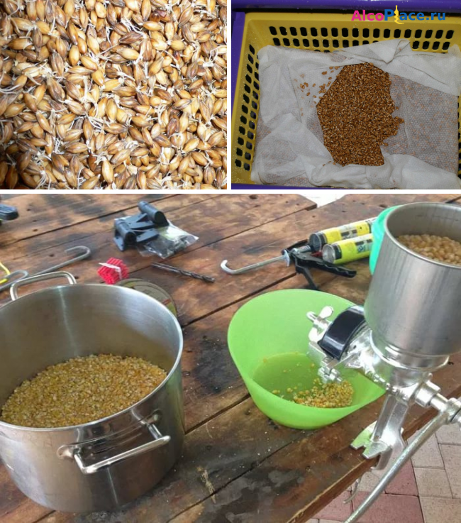 как приготовить самогон из кукурузного крахмала
