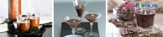 Приготовить шоколадный ликер в домашних условиях 947