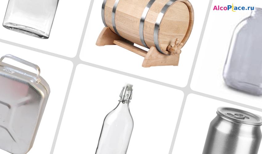 Можно ли хранить алкоголь в пластиковой таре
