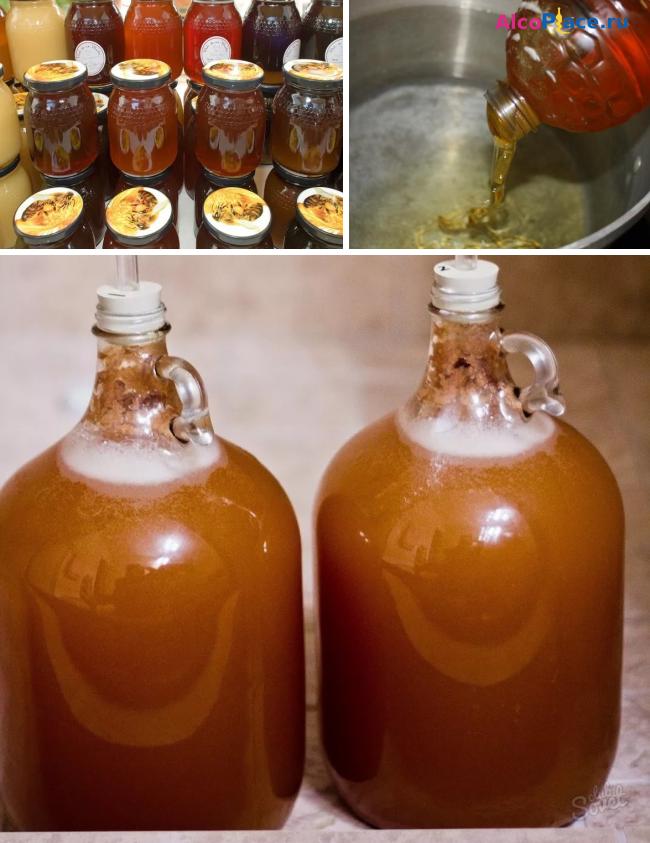 Медовуха в домашних условиях рецепт без дрожжей видео