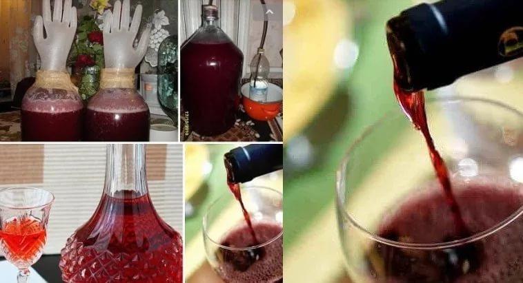 Рецепт приготовления сладкого вина из винограда самодельный автотюнинг электрика