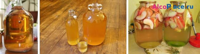 Как сделать вино с яблочного компота