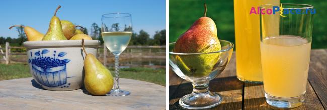 Как сделать грушевое вино в домашних условиях 796