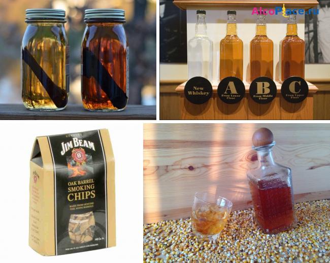 Рецепт приготовления виски в домашних условиях из самогона 187