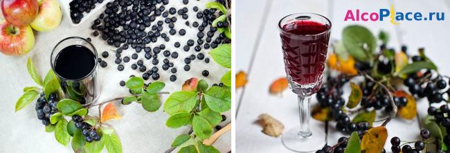 Как сделать настойку из черноплодной рябины в домашних условиях