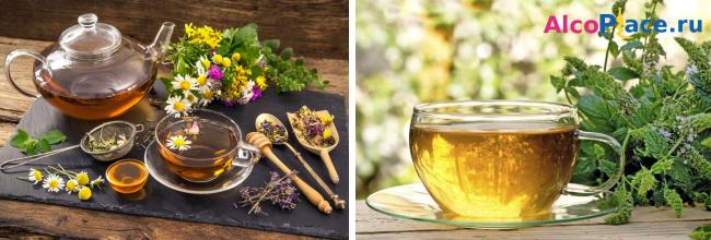 Монастырского чая от алкоголизма