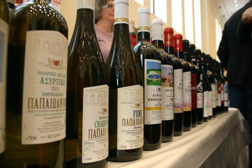 Греческое вино, пробовали, или нет? Какие сорта греческих вин стоит попробовать