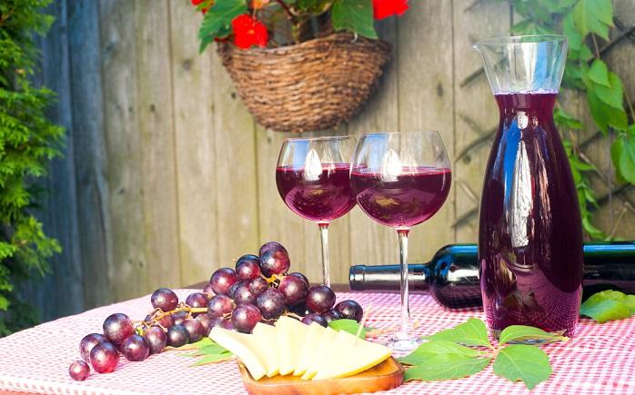 Скисшее домашнее вино: причины скисания, варианты устранения кислотности вина